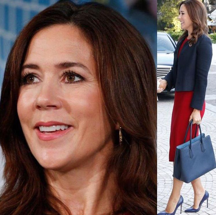 17 09 2018 Crown Princess Mary Visited Rome To Attend The 68th Session Of The World Health Organization Who Regional Committee For Europe Health Ministers An