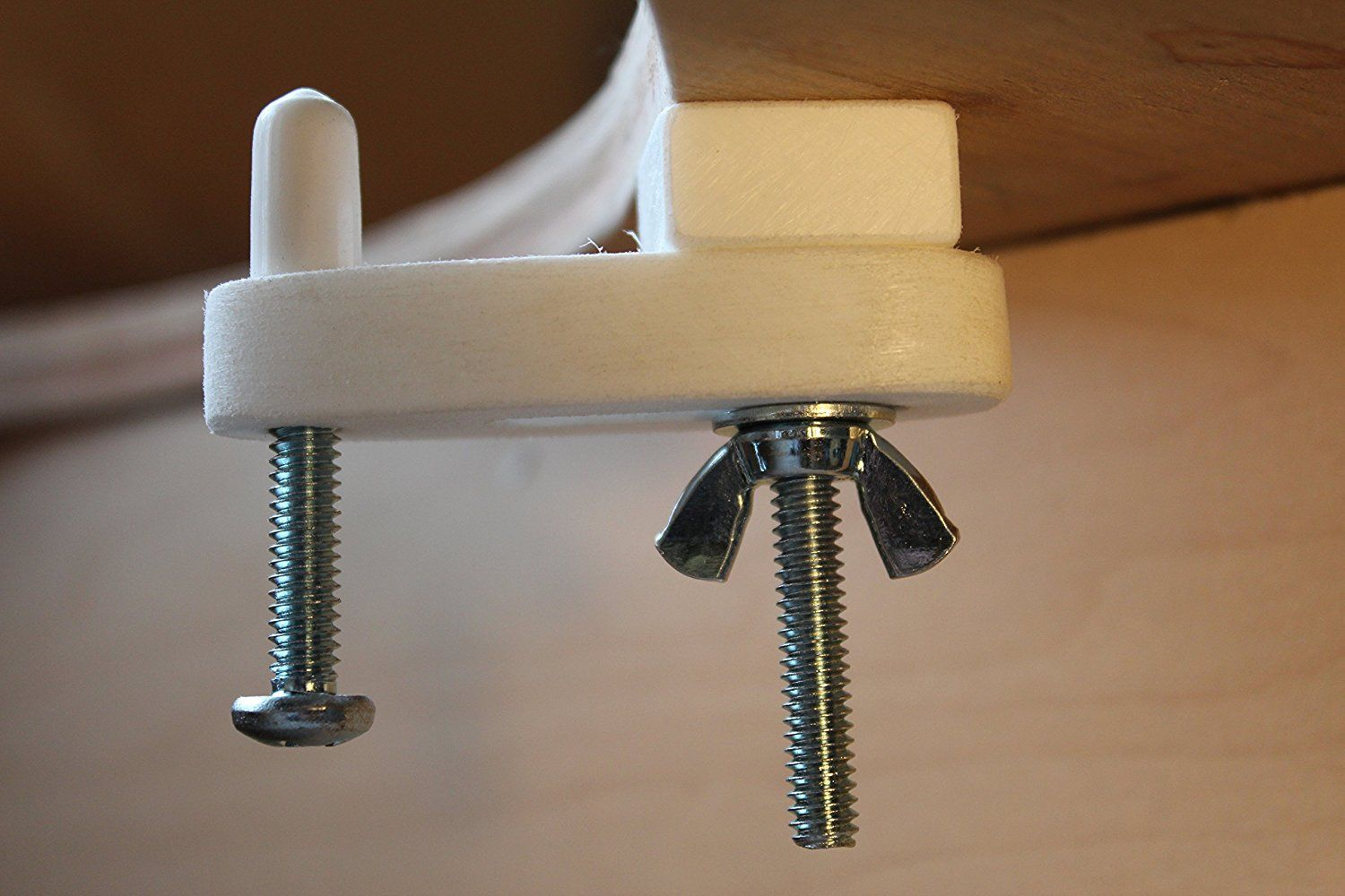 Sink Mount Kit  Undermount Brackets, Supports, Clips  One Kit Contains Four  Brackets
