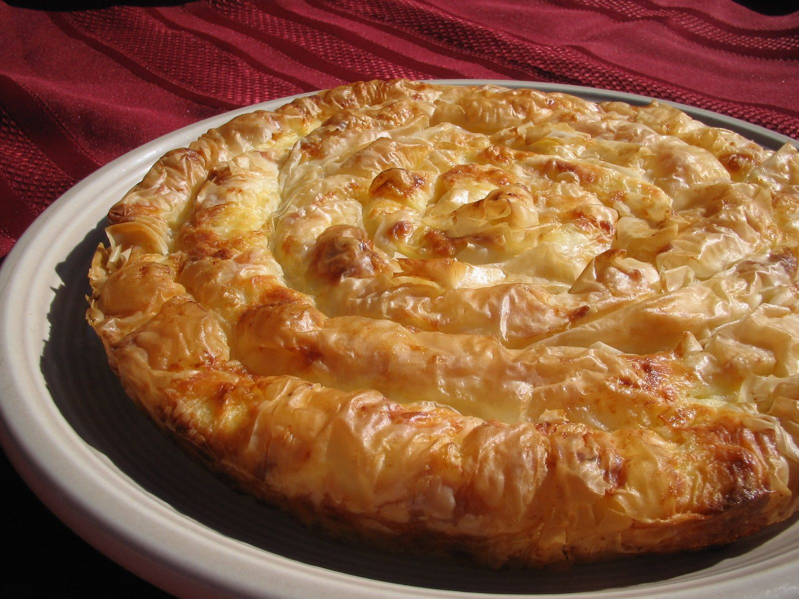 Albanian burek amazingm please try http www for Albanian cuisine