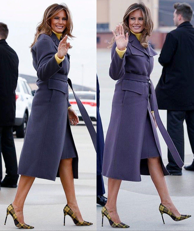 be3bb1a6006 FLOTUS #Melania Trump on March 4, 2019. ♡ | Melania in 2019 ...