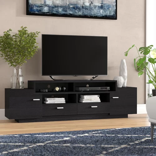 Aston Tv Stand For Tvs Up To 70 Living Room Tv Stand Living Room Tv Solid Wood Tv Stand