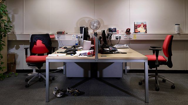 BBC Radio 4 - Workspace Revolution