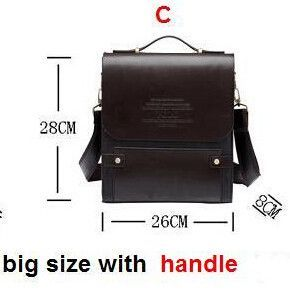Free shipping 2017 Hot Men s Bags Briefcase casual men messenger bag  genuine leather male shoulder bag 5size MBG5 7ce06a173c2c4
