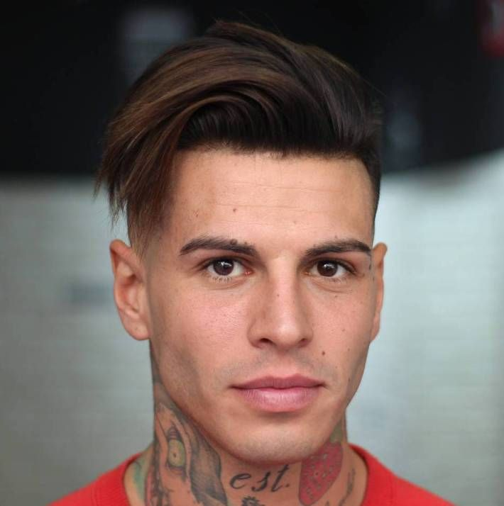 50 Statement Medium Hairstyles For Men Haircuts Pinterest