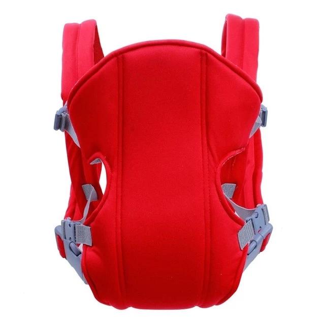 3 In 1 Infant Baby Carrier Ergonomic Adjustable Breathable Wrap Sling Backpack