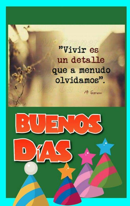 Buenos Dias Reflexiones Frases Bonitas De Buenos Dias