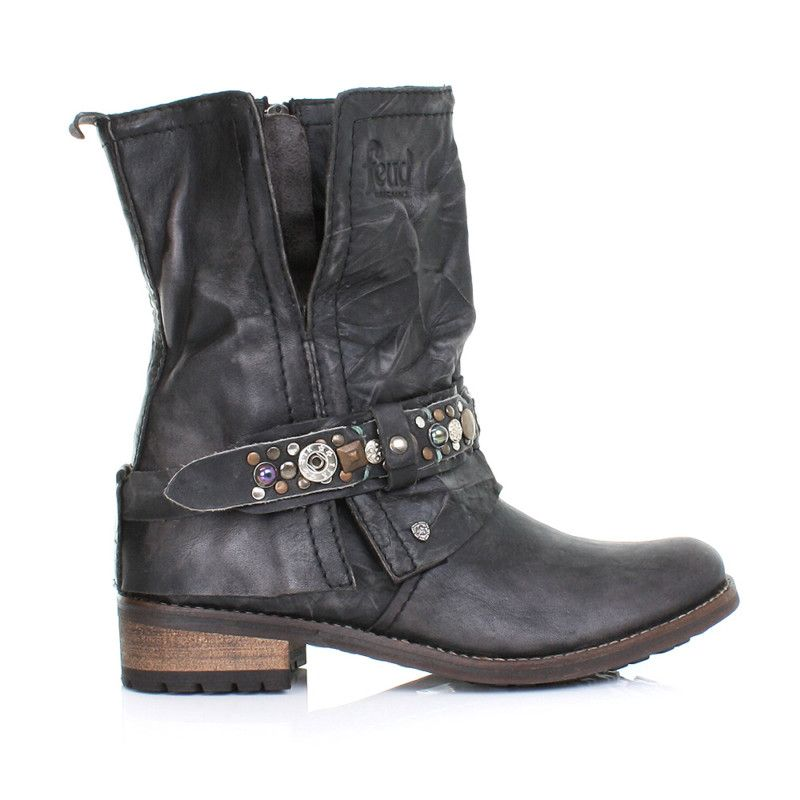 Entertaining Womens crispen vintage leather mid boot remarkable, valuable