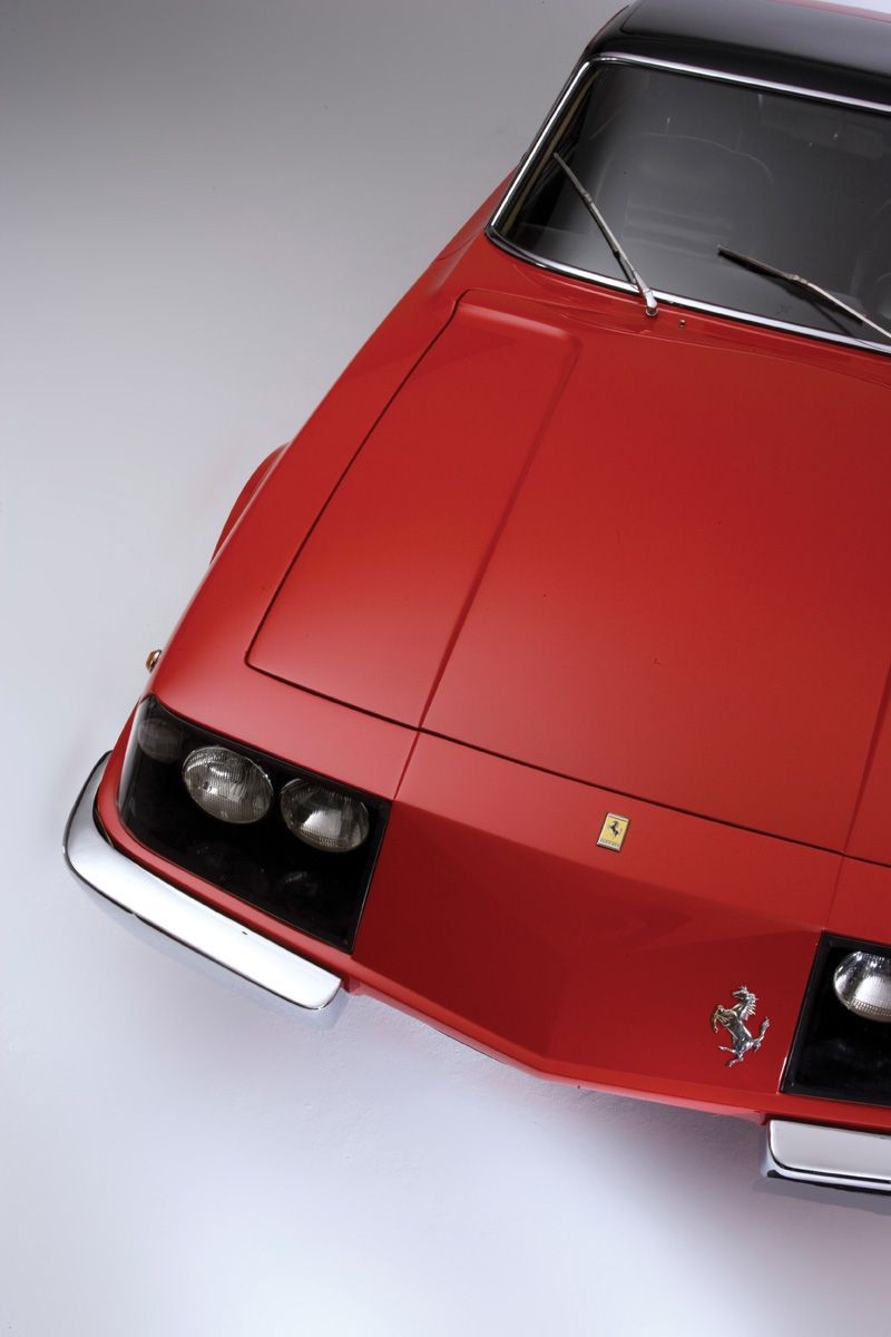 Zagato Ferrari 330
