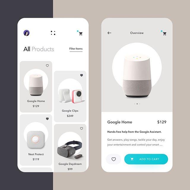 Website Design Seo Sem V Instagram Follow Tag Appliedinsights To Get Featured Credit Anton In 2020 Mobile App Design Ecommerce App Web App Design
