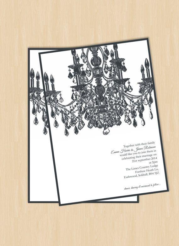 SALE - Printable Wedding Invitation, DIY Template, DIY ...