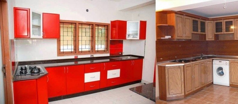 Aluminium Kitchen Cabinets In Kerala It Is Always A Fun Time When You Re Gatherin Aluminum Kitchen Cabinets Kitchen Inspiration Design Kitchen Cabinet Design
