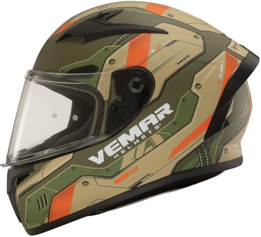 Vemar Ghibli Robot Motorcycle Helmet Motorcycle Helmets Helmet Custom Motorcycle Helmet