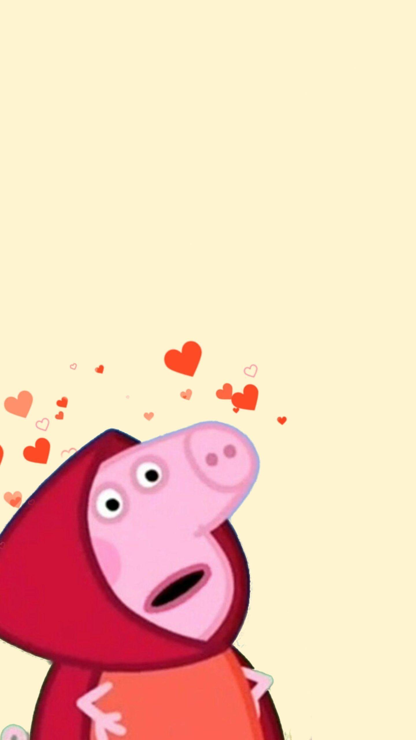 Peppapig Wallpaper Iphone Cute Pig Wallpaper Peppa Pig Wallpaper
