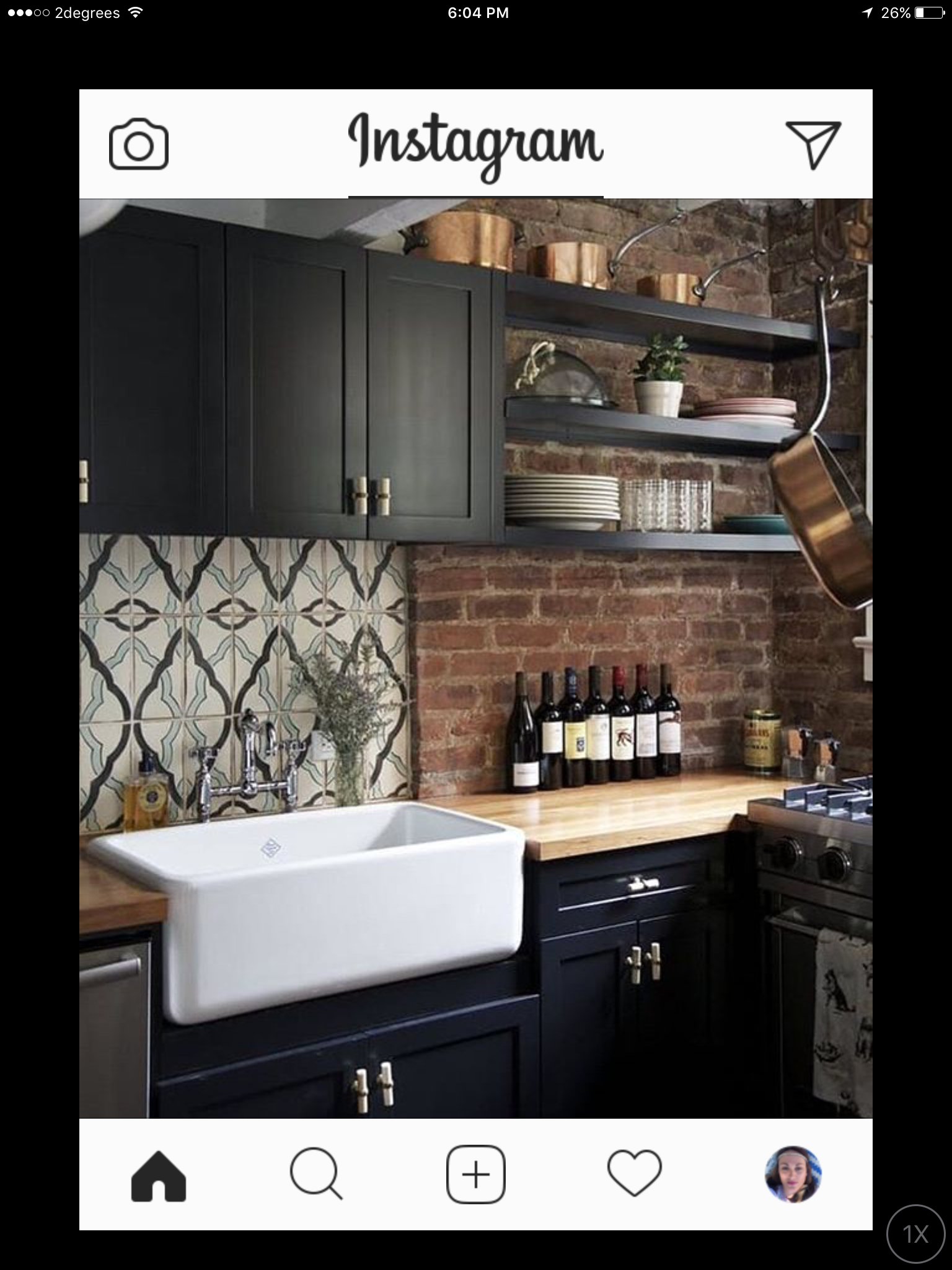 What's Hot Now: 7 New Trends for Today's Kitchen Bring on the dark kitchen  colours!