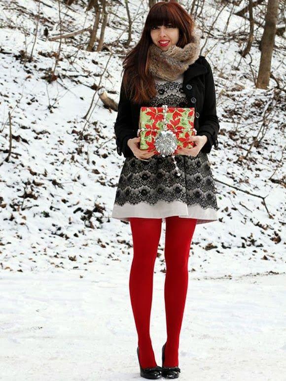 inspiratie kerstkleding