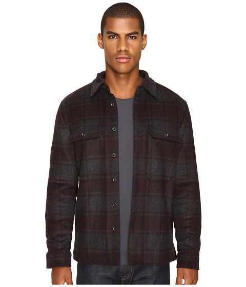 VINCE Plaid Military Jacket. #vince #cloth #blazers & jackets ...