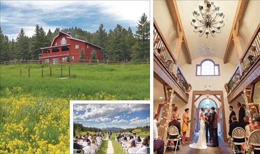 Meadows At Marshdale Evergreen Colorado Wedding Reception Site
