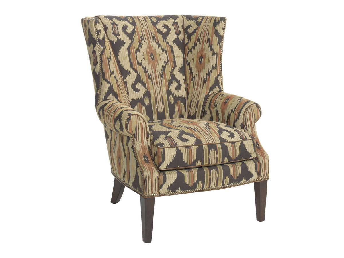 Lexington Upholstery Marissa Wing Chair | Lexington Home Brands