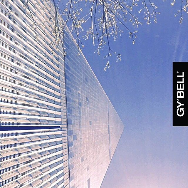 #Endless to the #sky // memorial 9/11 #gybell #gybellofficial #gybellaroundtheworld #nyc #memorial911 #bestoftheday #l4l #happymonday