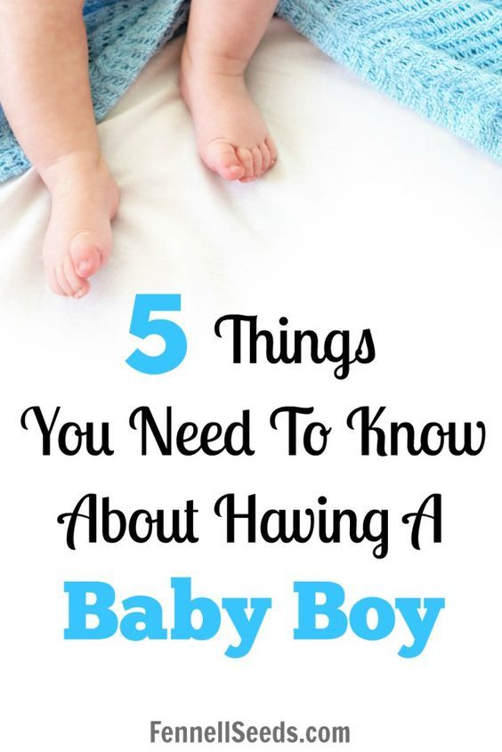 5 Things You Need To Know About Having A Baby Boy Having A Baby Boy New Baby Products Baby Massage