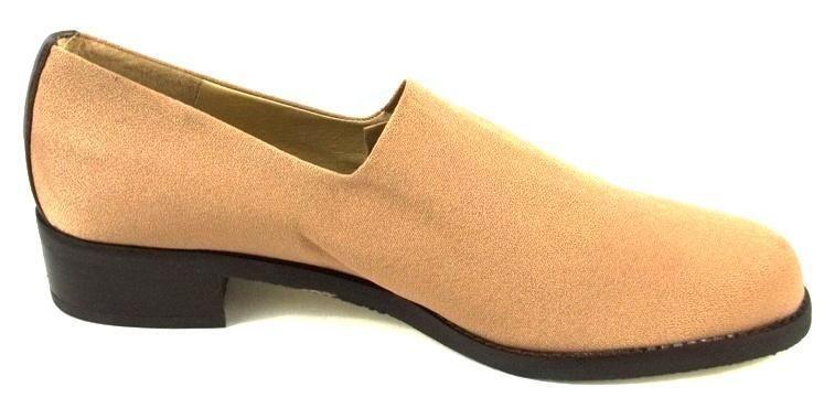 Donald J Pliner Shoes Solid Gold Leather Slip On Pumps Heels Womens Size 8 M #DonaldJPliner #PumpsClassics