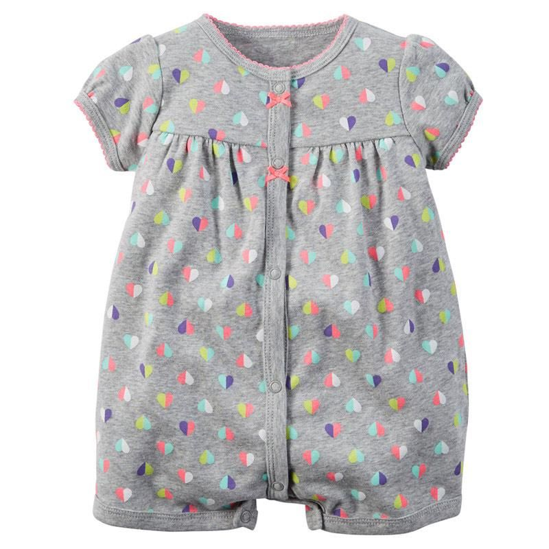 e54820c71270c Baby Rompers Summer Baby Girl Clothes 2017 Baby Girl Dress Cotton ...