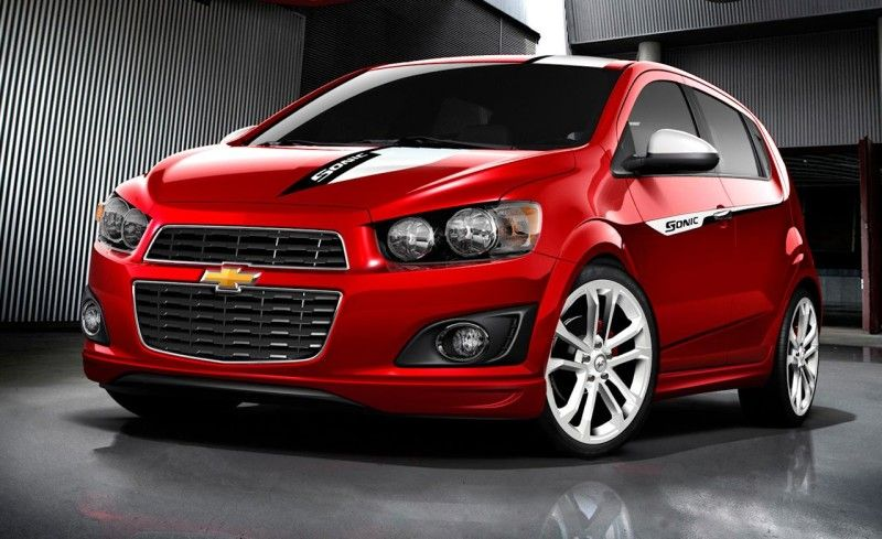 2016 Chevrolet Sonic Ss Ev And Rs Models Is Strongly Indicated To Be Launched Quickly As The Subsequent Era Of Chevy