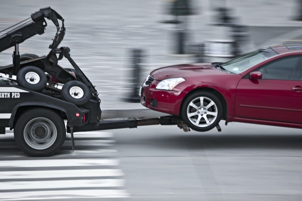 Attorney Law Impound Flatbed towing, Towing company