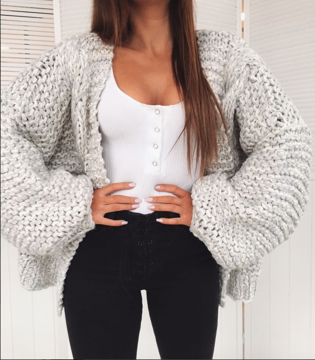 1d017ccd849 Cool Change Knit Cardigan Grey Marle | Cute outfits | Hipster ...