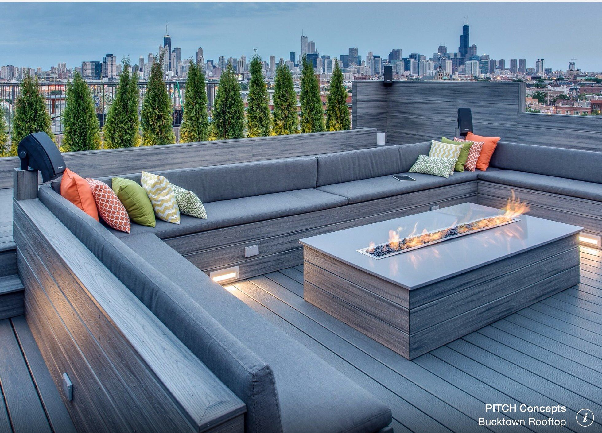 Terraza Rooftop Terrace Design Terrace Design Rooftop Patio