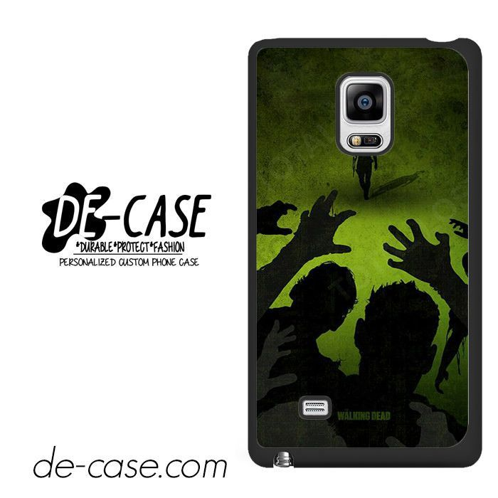 The Walking Dead Art DEAL-11051 Samsung Phonecase Cover For Samsung Galaxy Note Edge