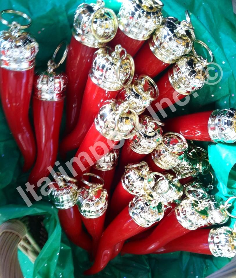 Italian Horn Amulet The Corno Crown Gigant Chilli Pepper For Good