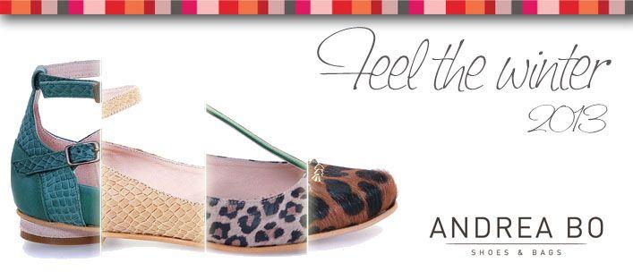 Colección Otoño - Invierno 2013 de Andrea Bo ♥ ¡Espiá algunos de los nuevos modelos! https://www.facebook.com/andreabozapatos