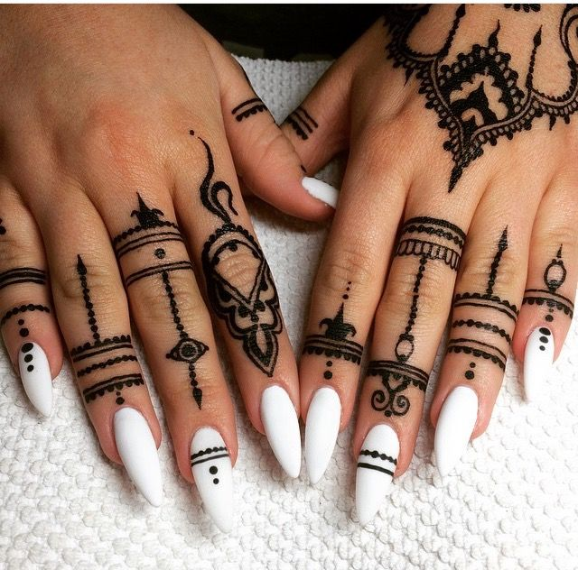 Pin by Amina Galadima on Nail it Pinterest Hennas, Tattoo and Mehndi