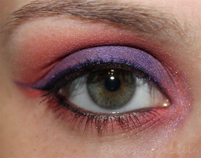 Queen Beryl inspired make up by http://plueschnase.blogspot.de/2013/08/schminkaktion-make-up-dreamz-runde-13.html
