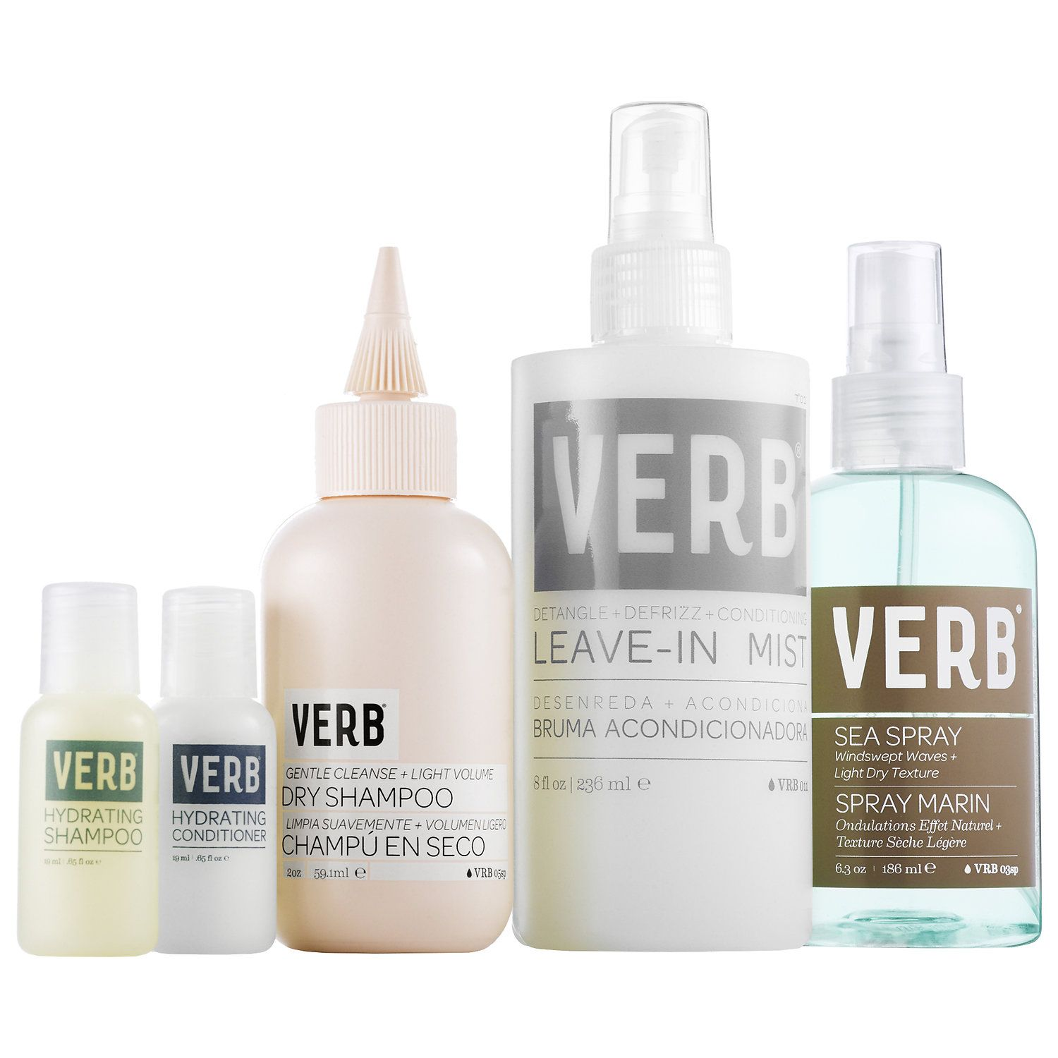 Shop ucVerbusue ucStyle with Verb Setue at Sephora ucA hair kit with