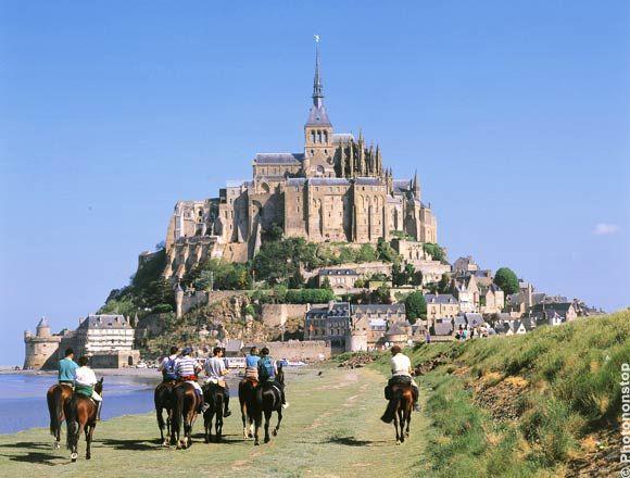 Activités nature dans la Baie du Mont-St-Michel