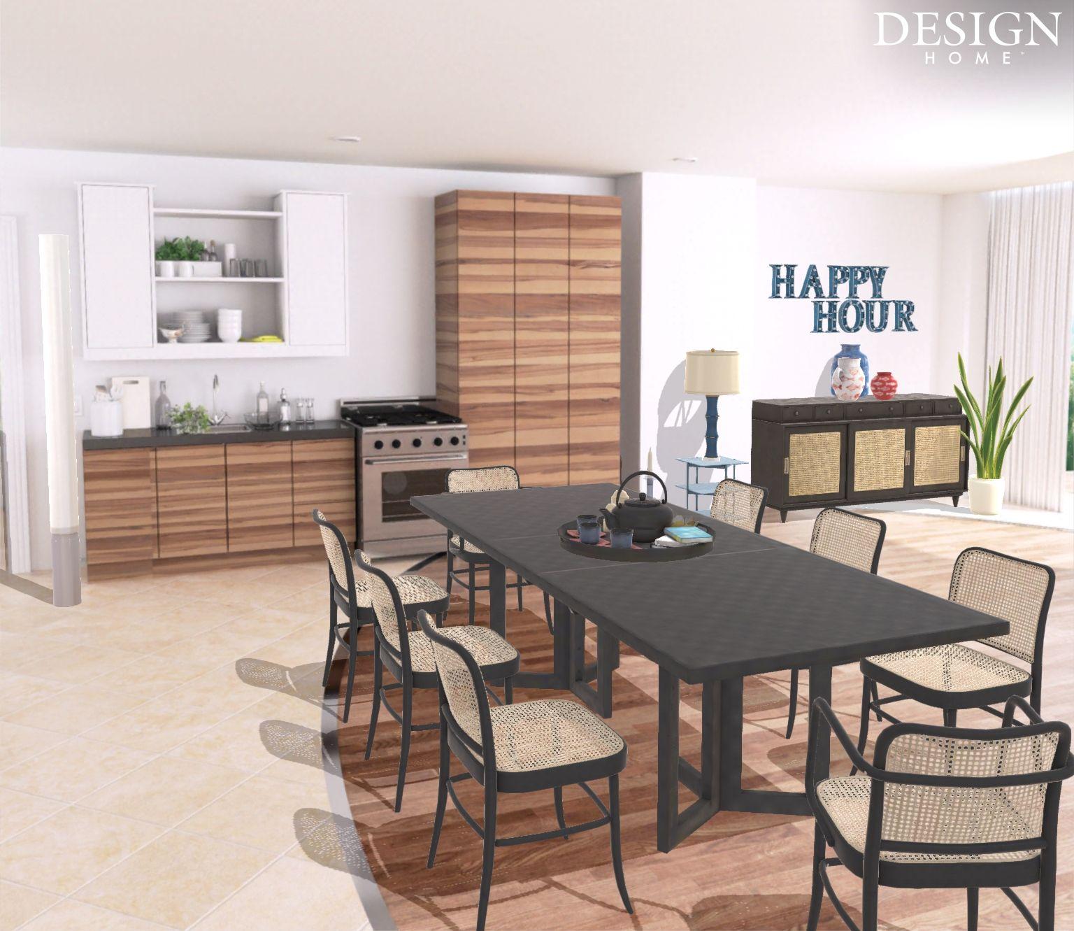 House rooms app design application design