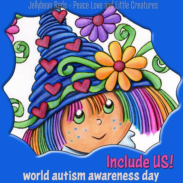 Include Us World Autism Awareness Day Liub Autismawarenessday