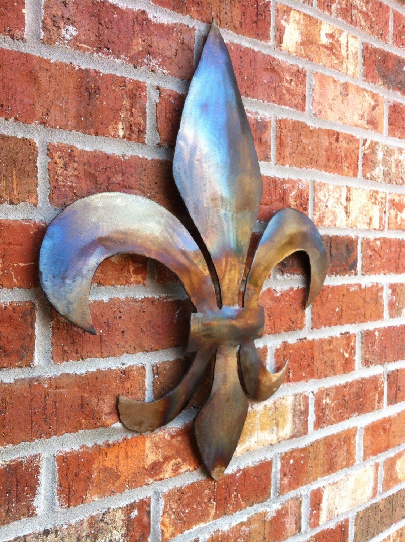 Fleur De Lis Wall Decor | I Want It... | Pinterest | Inneneinrichtung