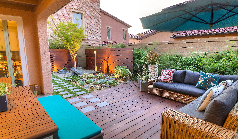 Zen Garden Patio Ideas (With images) | Patio, Contemporary ...