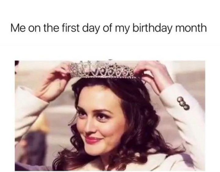 101 It's My Birthday Memes to Share Your Birthday Excitement #birthdaymonth