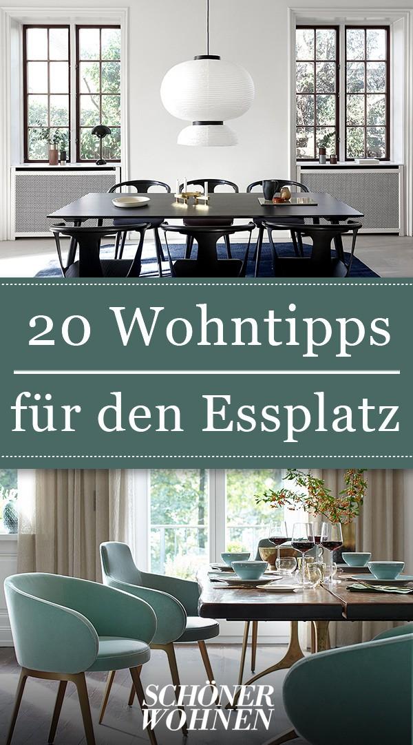 Wohntipps Fur Den Essplatz In 2020 Wohnen Kleine Wohnung Einrichten Wohnzimmer Und Wohn Esszimmer
