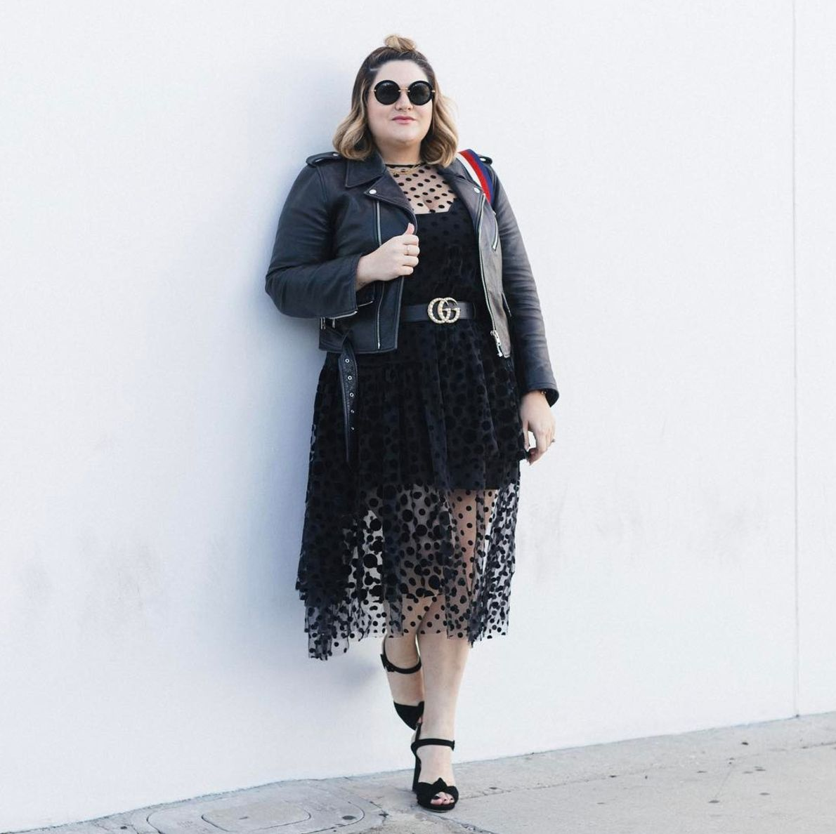 plussize fashion bloggers with serious personal style