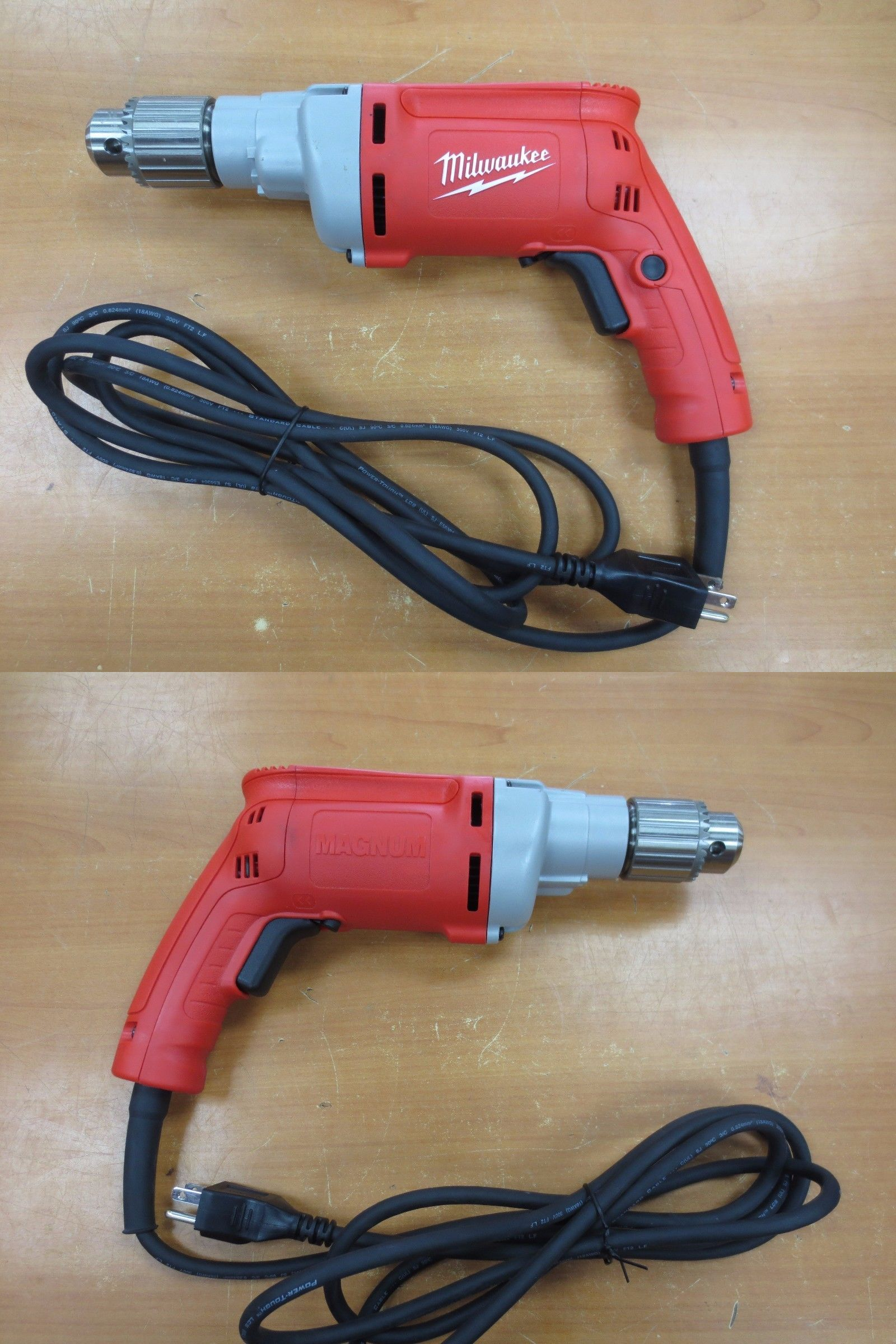 Corded drills milwaukee corded drill driver new