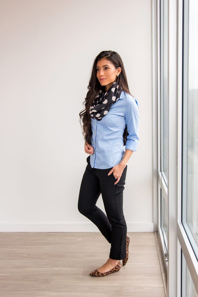 20 Work Outfits - Decoding Women Business Casual | Moda ...