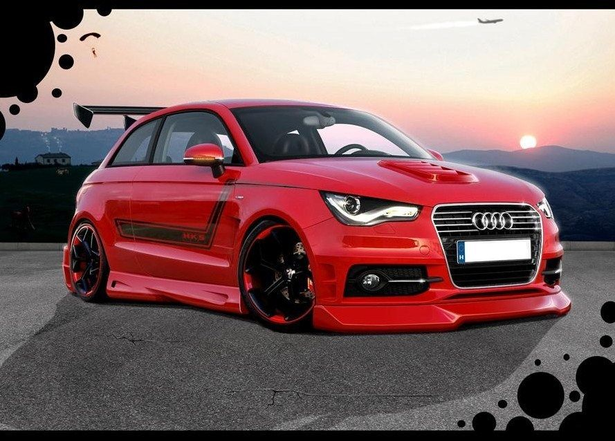 Audi A1 Tuning Coches Deportivos Coches