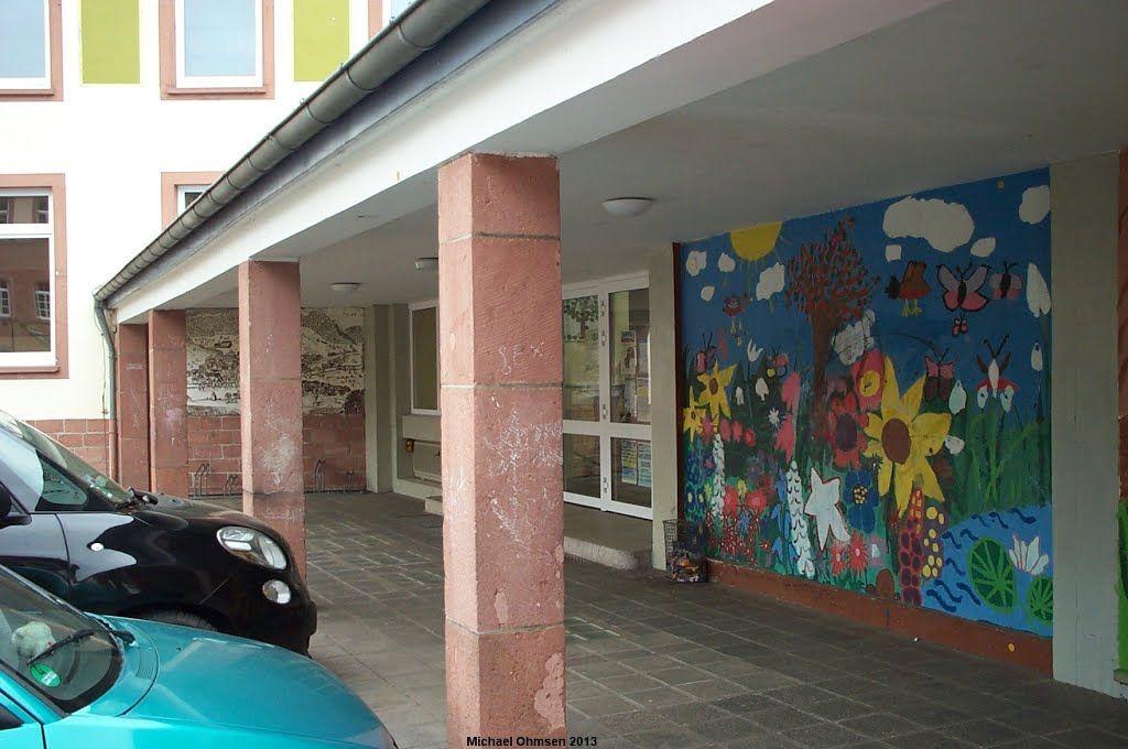 Graffito in Lambrecht