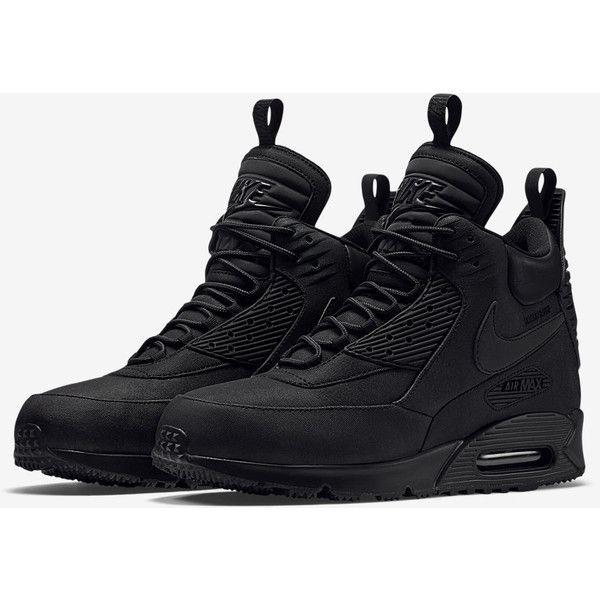 Nike Air Max 90 SneakerBoot Men's Shoe. ($180