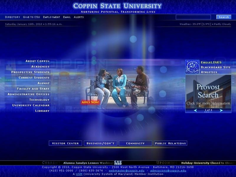 a011339568b433a3c172f6f3bd3fcc94 - Coppin State University Admissions Application